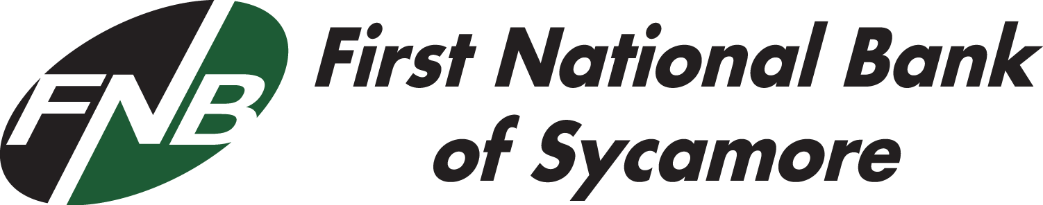 First National Bank of Sycamore Logo