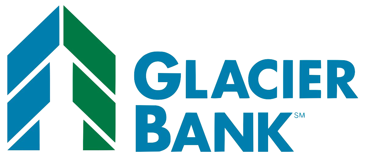 The Glacier Family of Banks Logo