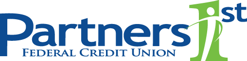 Partners 1st Federal Credit Union Logo
