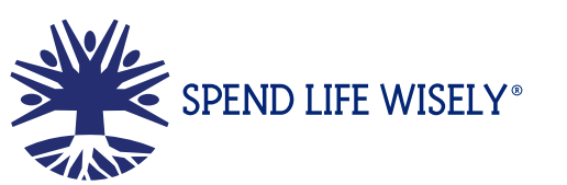 spend life wisely logo