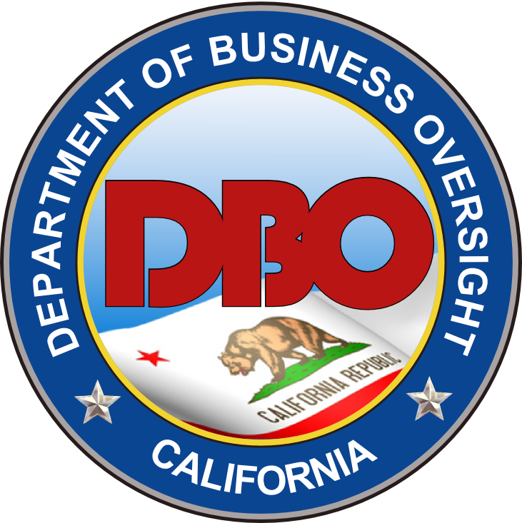 Department of Business Oversight (CA) Logo