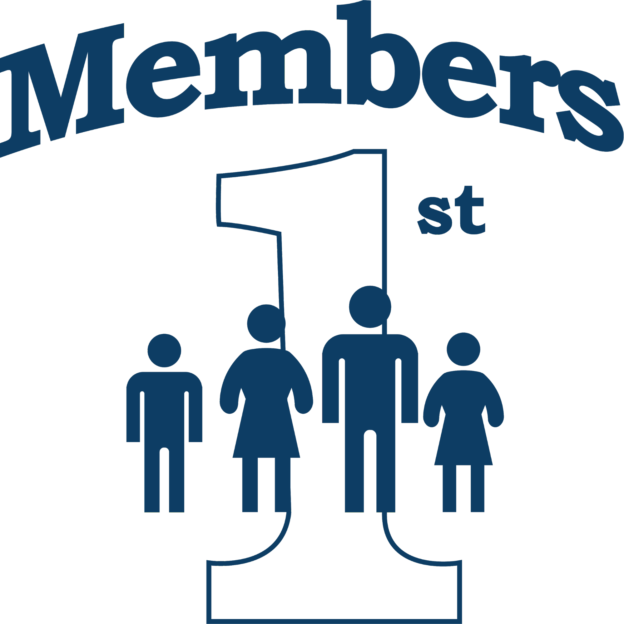 Members First Community Credit Union Logo